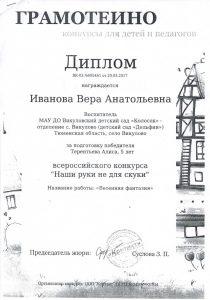 Иванова В.А